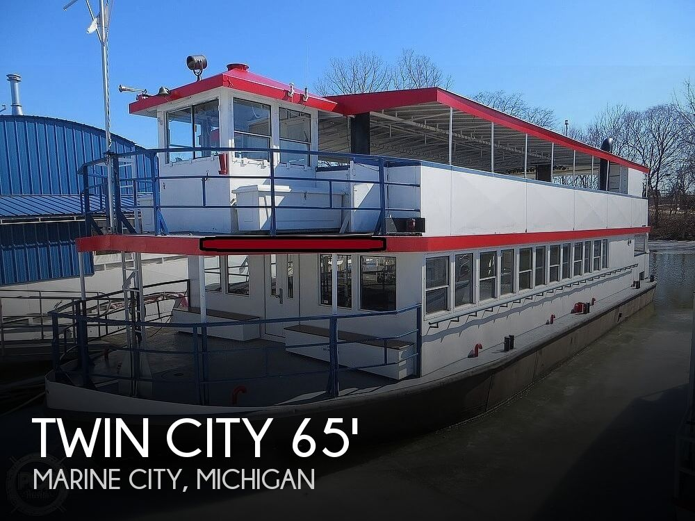 1984 Twin City boat for sale, model of the boat is Passenger Vessel & Image # 1 of 40