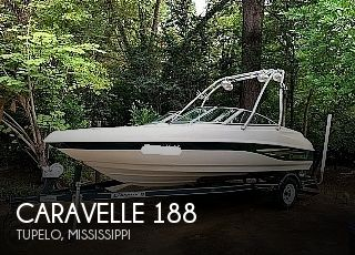 1999 CARAVELLE 188 BOWRIDER for sale