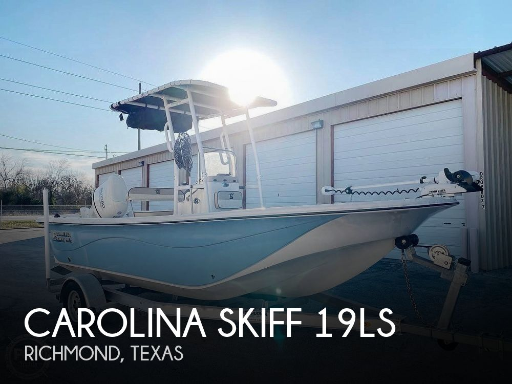 Used Carolina Skiff Boats For Sale by owner | 2020 Carolina Skiff 19LS