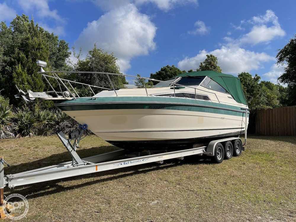 1988 Sea Ray boat for sale, model of the boat is 268 Sundancer & Image # 3 of 40