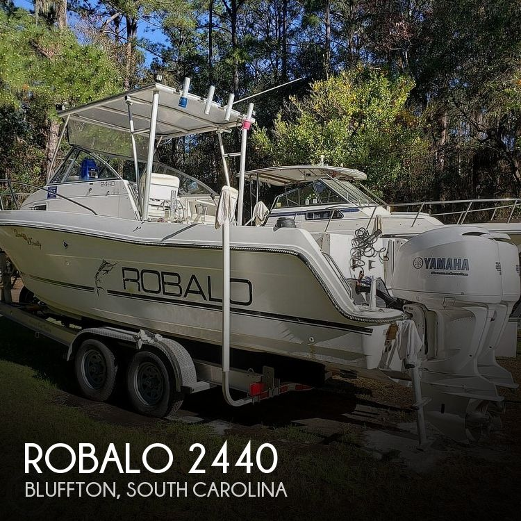 1995 ROBALO 2440 for sale