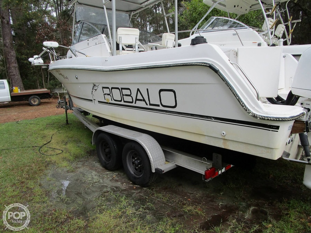 1995 Robalo boat for sale, model of the boat is 2440 & Image # 15 of 40
