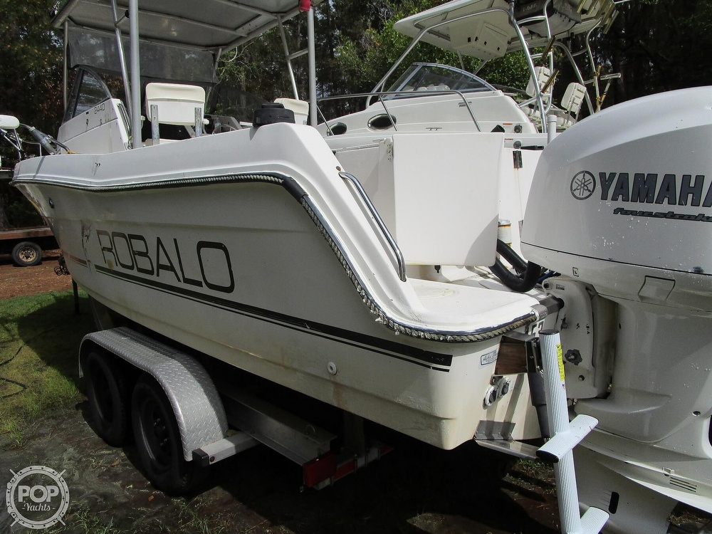 1995 Robalo boat for sale, model of the boat is 2440 & Image # 36 of 40