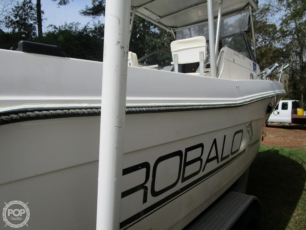 1995 Robalo boat for sale, model of the boat is 2440 & Image # 38 of 40