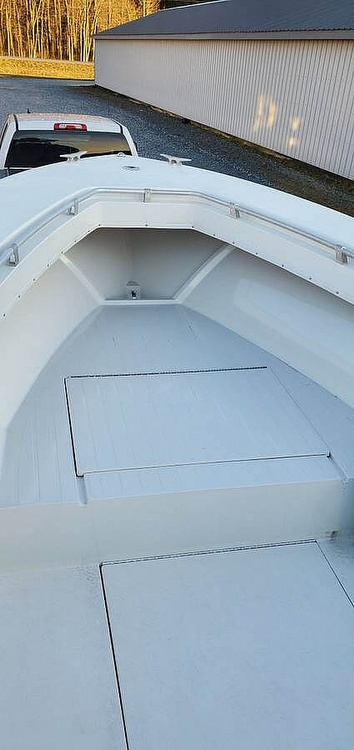 1978 Seacraft boat for sale, model of the boat is 23 Super Fisherman IB & Image # 6 of 11