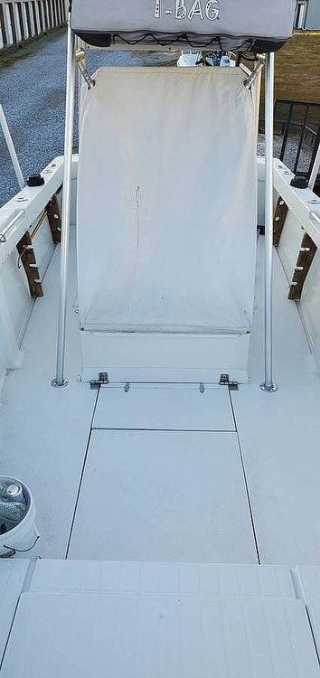 1978 Seacraft boat for sale, model of the boat is 23 Super Fisherman IB & Image # 7 of 11