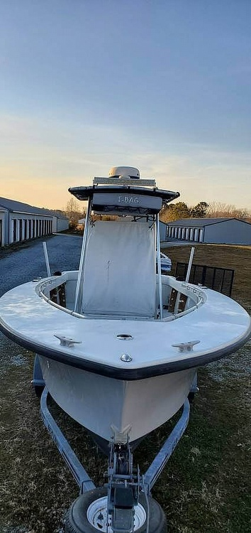 1978 Seacraft boat for sale, model of the boat is 23 Super Fisherman IB & Image # 8 of 11