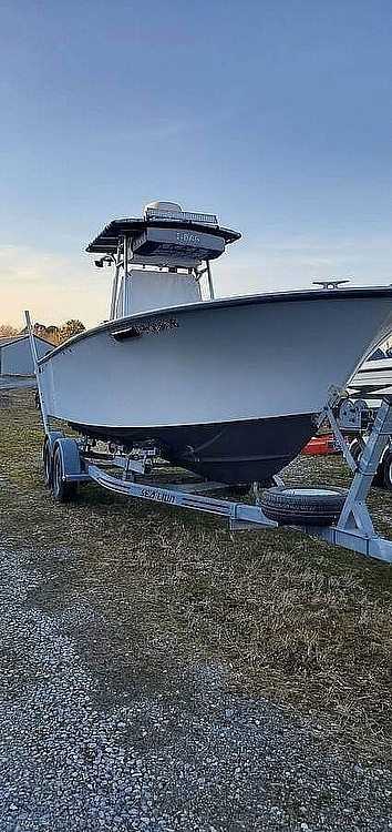 1978 Seacraft boat for sale, model of the boat is 23 Super Fisherman IB & Image # 2 of 11