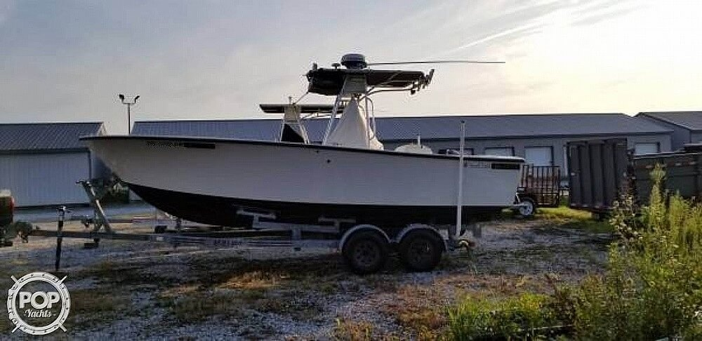 1978 Seacraft boat for sale, model of the boat is 23 Super Fisherman IB & Image # 3 of 11
