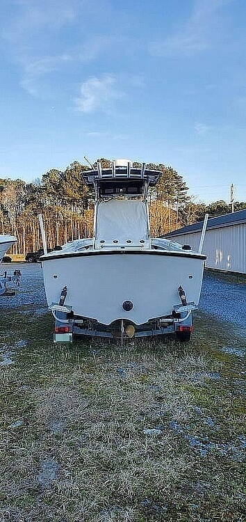 1978 Seacraft boat for sale, model of the boat is 23 Super Fisherman IB & Image # 10 of 11