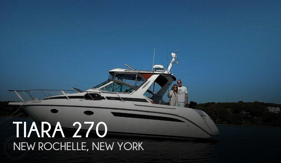 1991 TIARA YACHTS 270 for sale