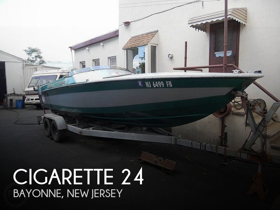 Used Cigarette Boats For Sale by owner | 1977 Cigarette 24
