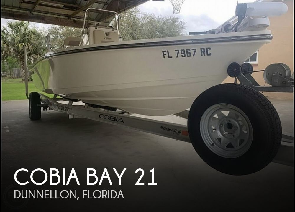 Used Cobia Bay 21 Boats For Sale by owner | 2016 Cobia Bay 21