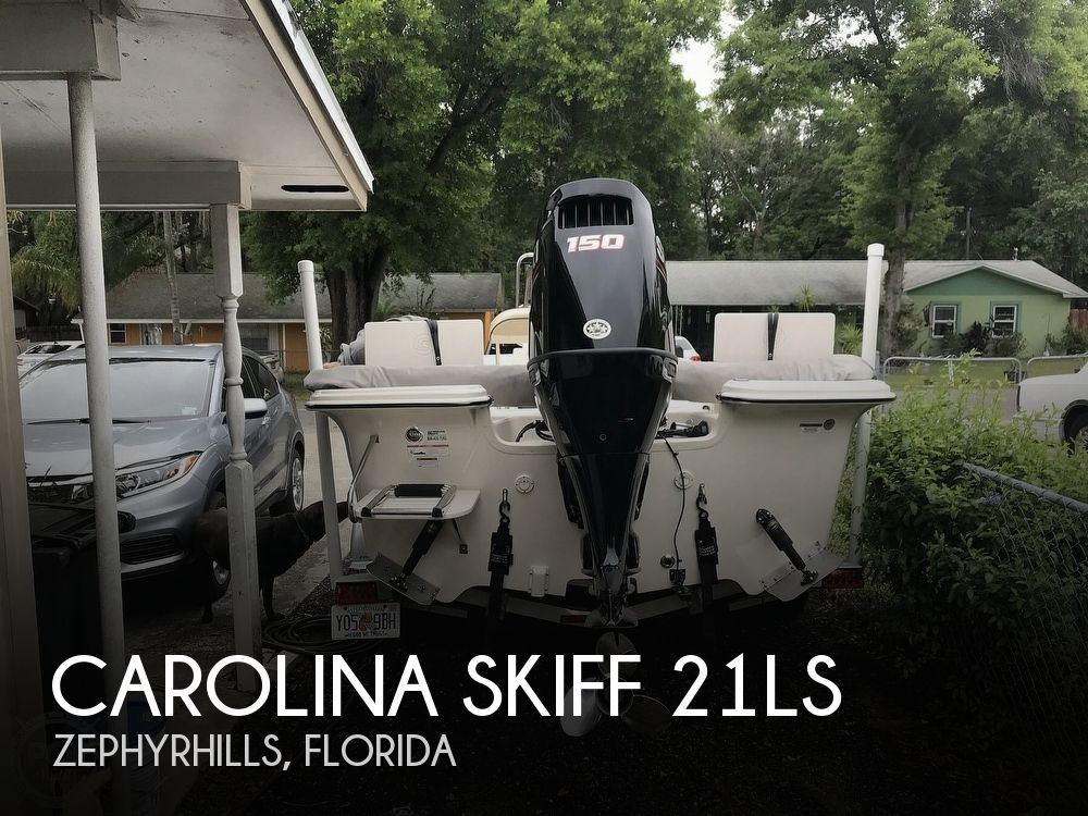 Used Carolina Skiff Boats For Sale by owner | 2020 Carolina Skiff 21LS