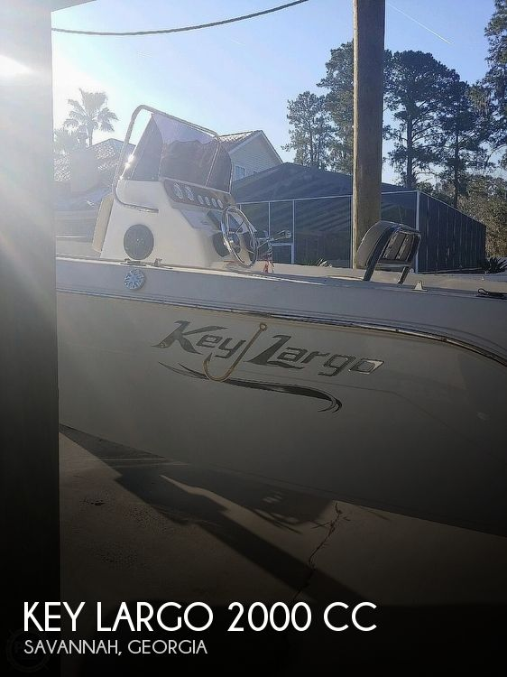 Used Key largo Boats For Sale by owner | 2020 Key Largo 20