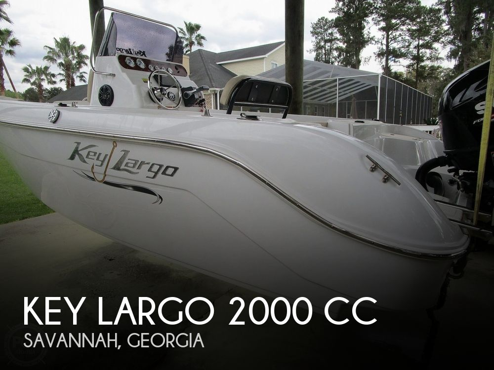 2020 Key Largo boat for sale, model of the boat is 2000 CC & Image # 1 of 40