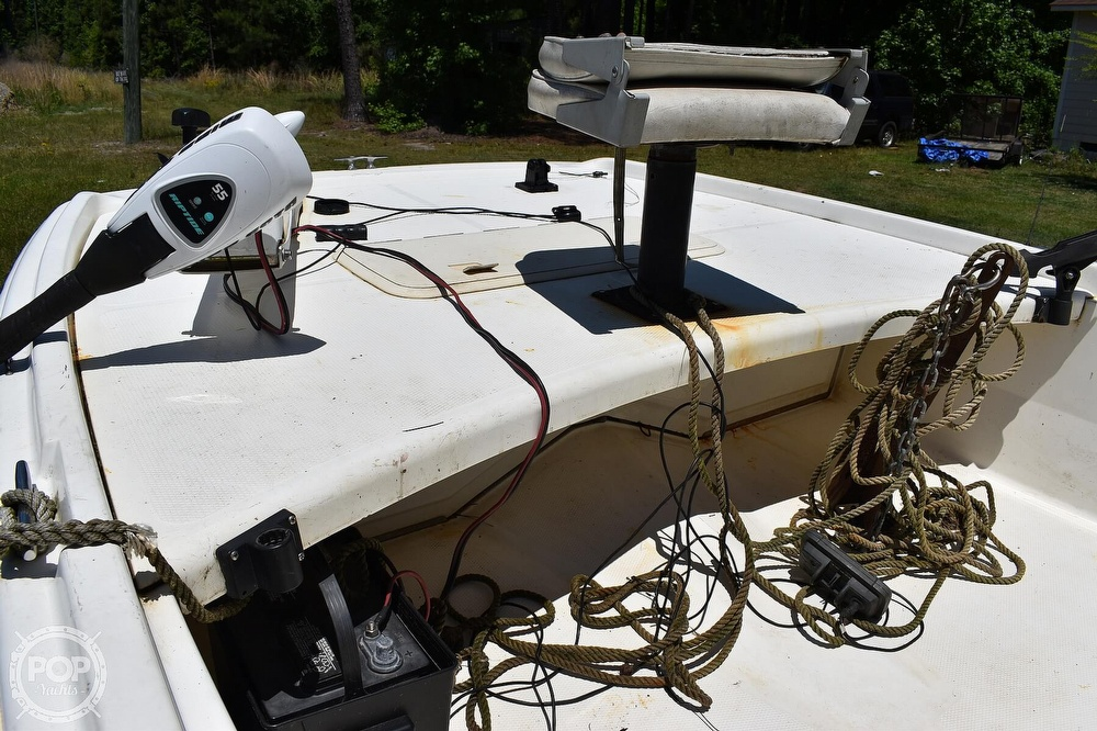 2016 Mako boat for sale, model of the boat is 17 Pro skiff & Image # 28 of 40