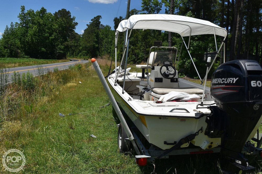 2016 Mako boat for sale, model of the boat is 17 Pro skiff & Image # 15 of 40