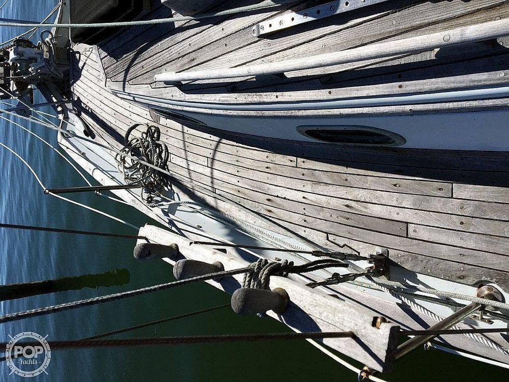 1978 Ta Shing boat for sale, model of the boat is Baba 30 Cutter & Image # 17 of 40