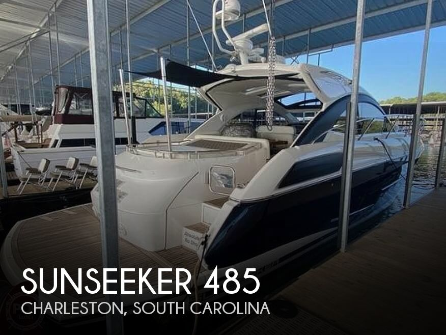 Used Power boats For Sale in Charleston, South Carolina by owner | 2013 Sunseeker 485 San Remo
