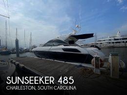 2013 Sunseeker 485 San Remo