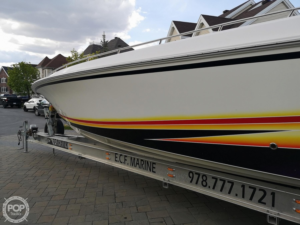 2005 Fountain boat for sale, model of the boat is Lightning 47 & Image # 12 of 40
