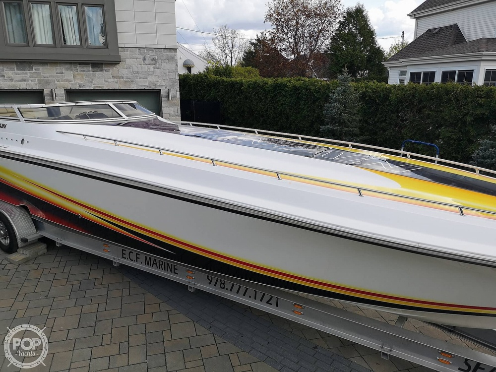 2005 Fountain boat for sale, model of the boat is Lightning 47 & Image # 28 of 40