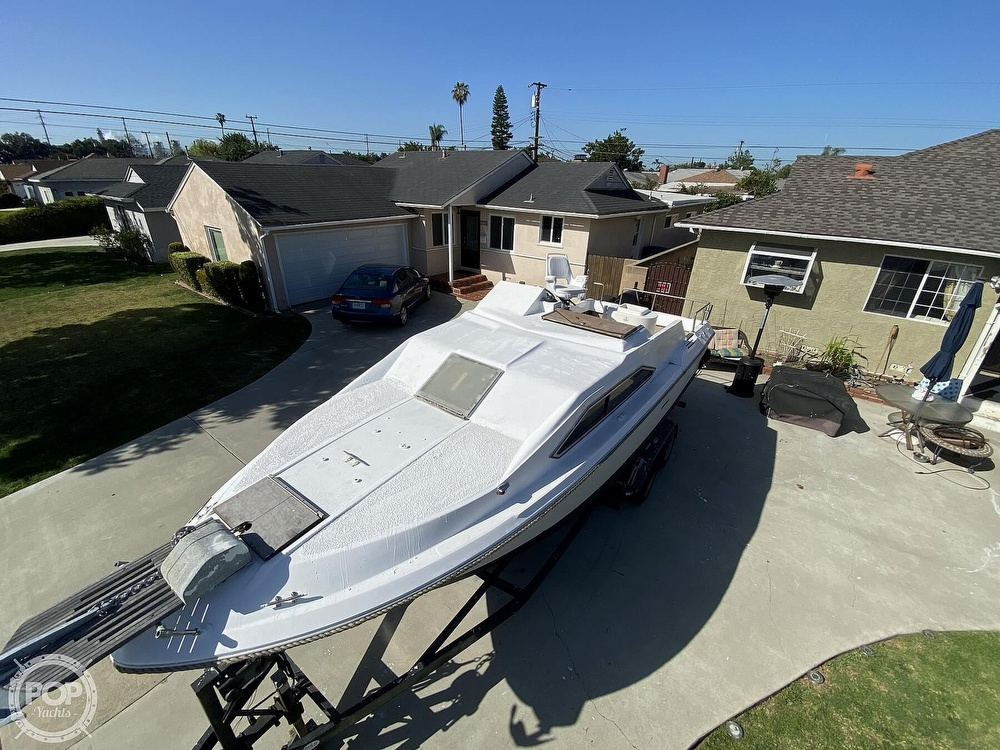 1982 Sea Ray boat for sale, model of the boat is 245 Sundancer & Image # 11 of 40