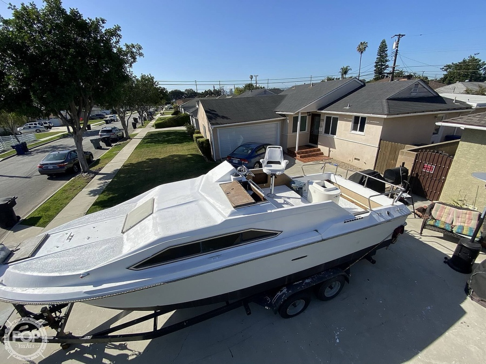1982 Sea Ray boat for sale, model of the boat is 245 Sundancer & Image # 12 of 40