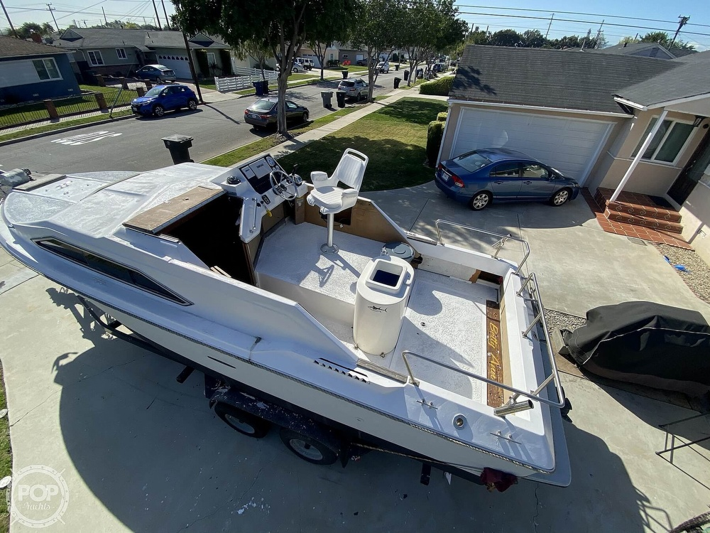 1982 Sea Ray boat for sale, model of the boat is 245 Sundancer & Image # 13 of 40