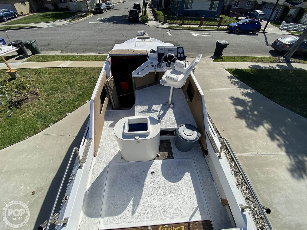 1982 Sea Ray boat for sale, model of the boat is 245 Sundancer & Image # 14 of 40