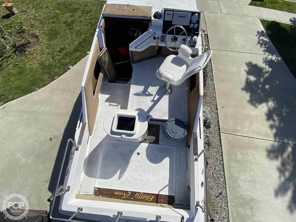 1982 Sea Ray boat for sale, model of the boat is 245 Sundancer & Image # 21 of 40