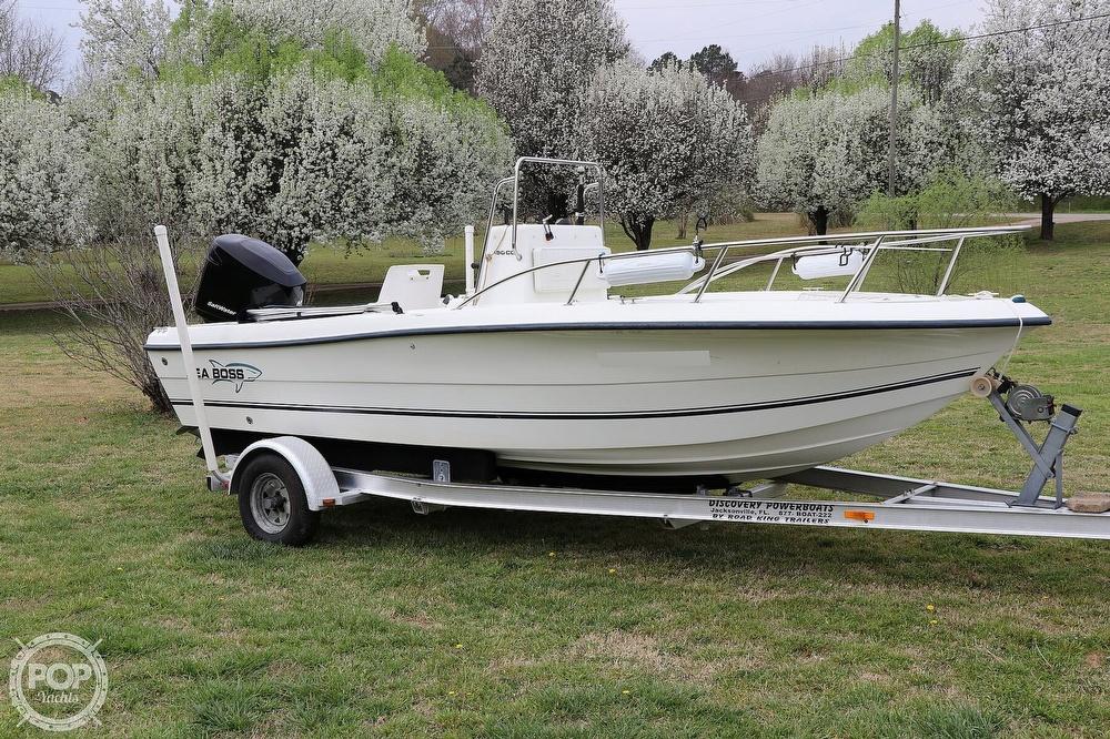 2004 Sea Boss 190 CC