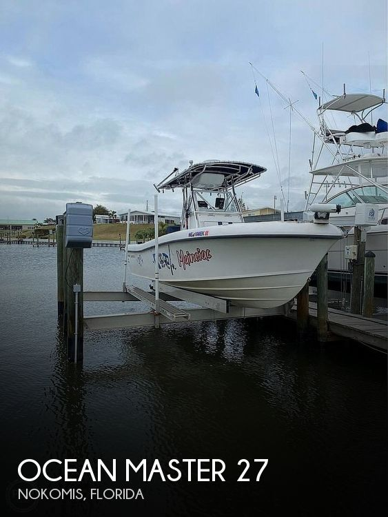 Used Ocean Master Boats For Sale by owner | 2003 Ocean Master 27