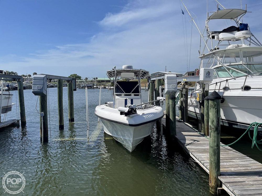 2003 Ocean Master boat for sale, model of the boat is 27 CC & Image # 3 of 40