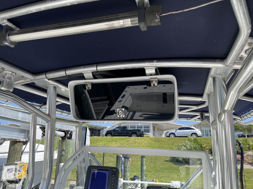 2003 Ocean Master boat for sale, model of the boat is 27 CC & Image # 11 of 40