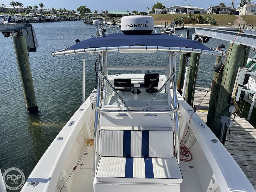 2003 Ocean Master boat for sale, model of the boat is 27 CC & Image # 5 of 40