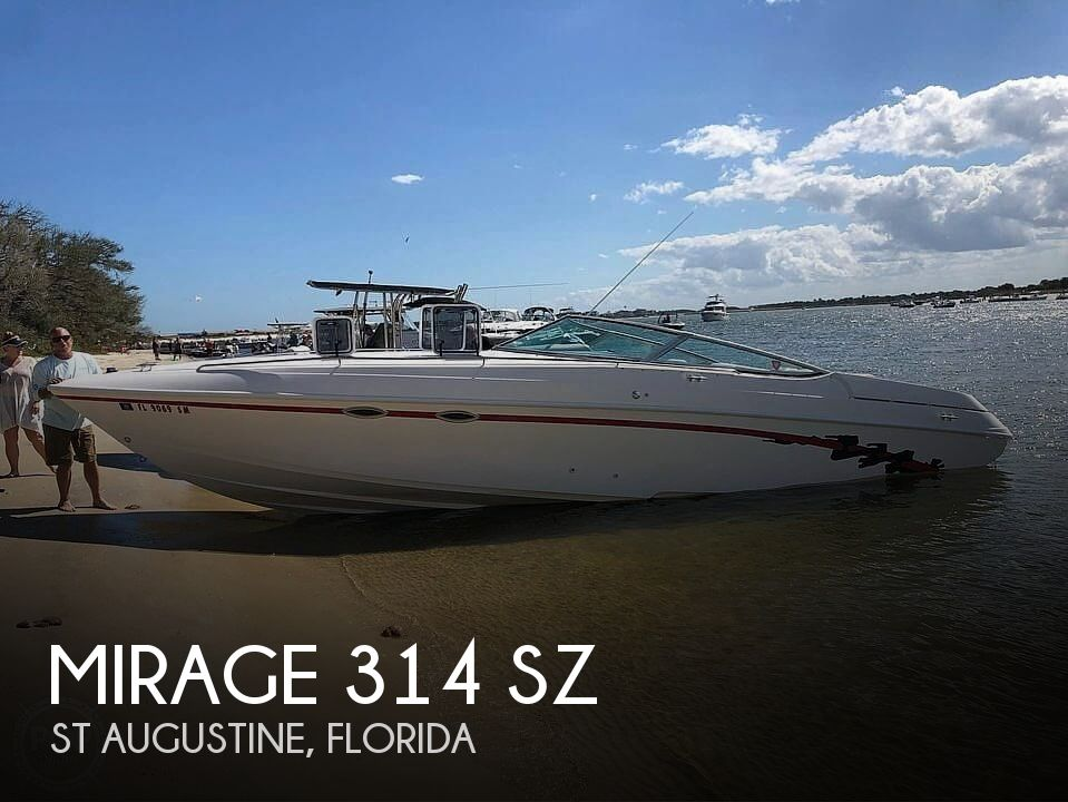 Used Mirage Boats For Sale by owner | 1998 Mirage 314 Sz