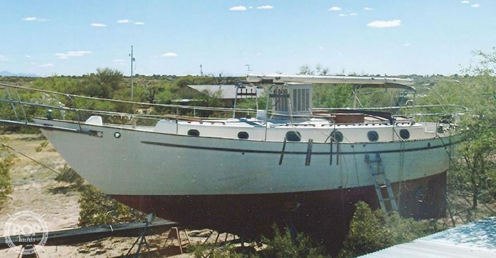 1976 Westsail boat for sale, model of the boat is 43 & Image # 2 of 40