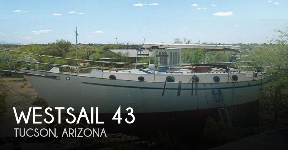 Used Boats For Sale in Tucson, Arizona by owner | 1976 Westsail 43'