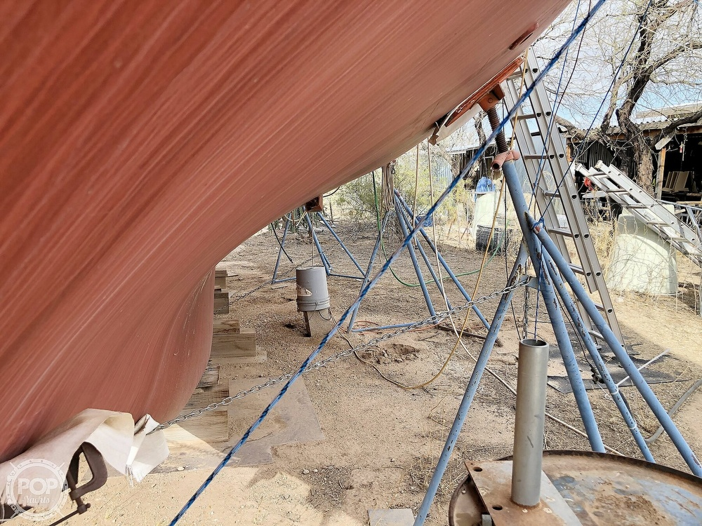 1976 Westsail boat for sale, model of the boat is 43 & Image # 17 of 40