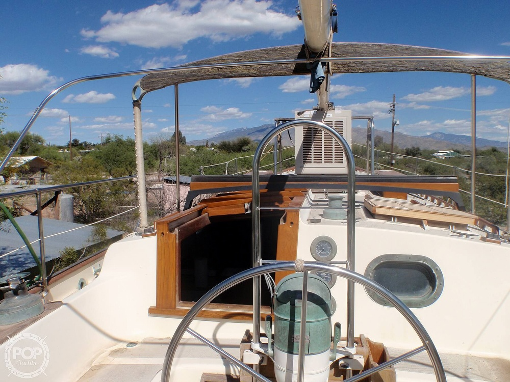 1976 Westsail boat for sale, model of the boat is 43 & Image # 3 of 40