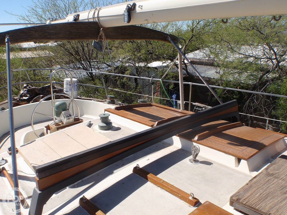 1976 Westsail boat for sale, model of the boat is 43 & Image # 6 of 40