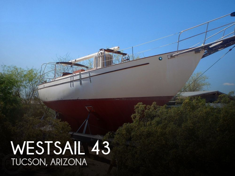 1976 WESTSAIL 43 for sale