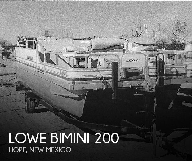 1996 LOWE BIMINI 200 for sale