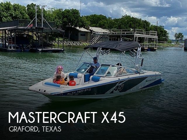 2012 Mastercraft boat for sale, model of the boat is X45 & Image # 1 of 10