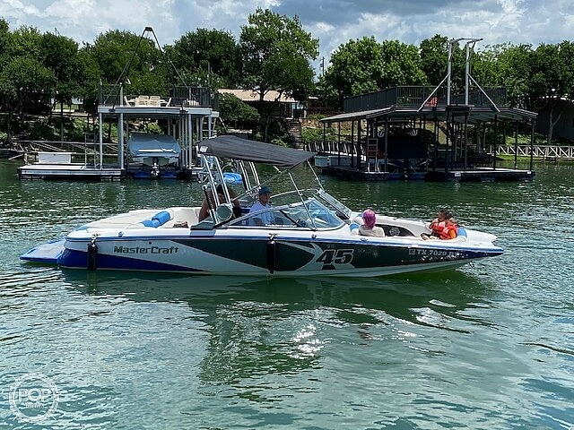 2012 Mastercraft boat for sale, model of the boat is X45 & Image # 2 of 10
