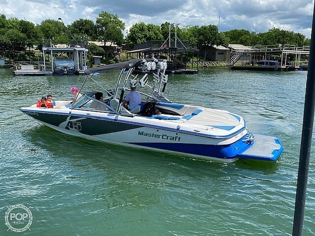 2012 Mastercraft boat for sale, model of the boat is X45 & Image # 4 of 10