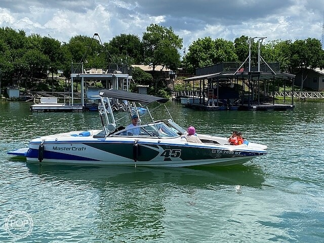 2012 Mastercraft boat for sale, model of the boat is X45 & Image # 9 of 10