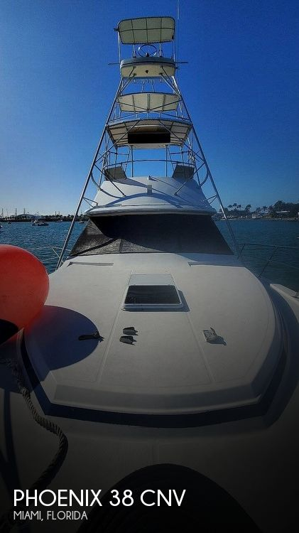 Used Phoenix Boats For Sale by owner | 1982 Phoenix 38